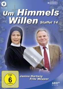 Um Himmels Willen Staffel 14, 5 DVDs