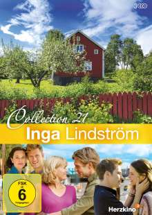 Inga Lindström Collection 21, 3 DVDs