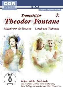 Theodor Fontane - Frauenbilder Vol. 2: Melanie van der Straaten / Schach von Wuthenow, DVD