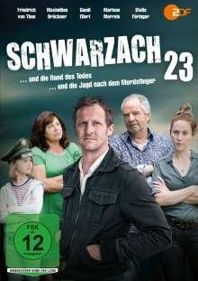 Schwarzach 23 und die Hand des Todes / Schwarzach 23 und die Jagd nach dem Mordsfinger, DVD