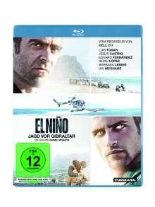 El Niño - Jagd vor Gibraltar (Blu-ray), Blu-ray Disc