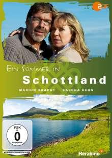 Ein Sommer in Schottland, DVD
