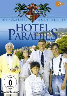 Hotel Paradies (Komplette Serie), 7 DVDs