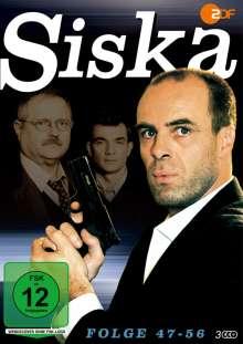 Siska Folge 47-56, 3 DVDs