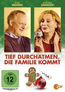 Tief durchatmen, die Familie kommt, DVD