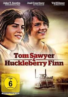 Tom Sawyer und Huckleberry Finn, DVD