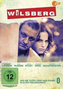 Wilsberg DVD 0: Und die Toten läßt man ruhen / In alter Freundschaft, DVD