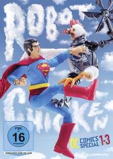 Robot Chicken - DC Comics Special 1-3, DVD