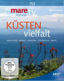 Küstenvielfalt (Blu-ray), Blu-ray Disc