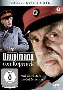 Der Hauptmann von Köpenick (1997), DVD