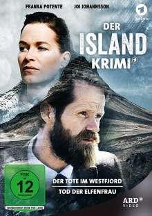 Der Island-Krimi: Der Tote im Westfjord / Tod der Elfenfrau, DVD