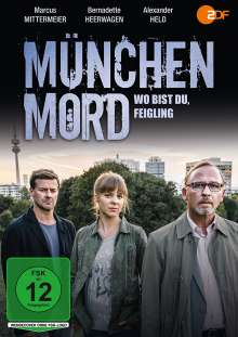 München Mord: Wo bist Du, Feigling, DVD