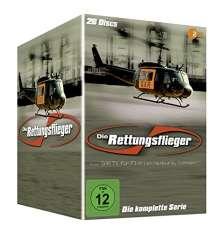 Die Rettungsflieger (Komplette Serie), 26 DVDs