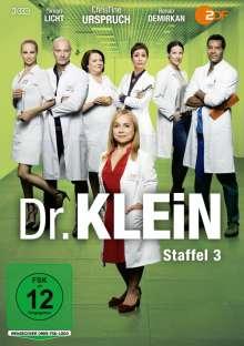 Dr. Klein Staffel 3, 3 DVDs