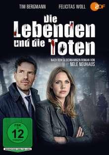 Die Lebenden und die Toten, DVD