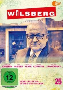Wilsberg DVD 25: Mord und Beton / In Treu und Glauben, DVD