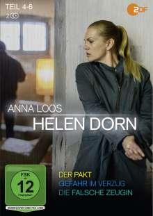 Helen Dorn: Teil 4-6, 2 DVDs