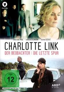 Charlotte Link: Der Beobachter / Die letzte Spur, DVD