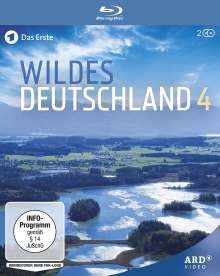 Wildes Deutschland Staffel 4 (Blu-ray), 2 Blu-ray Discs