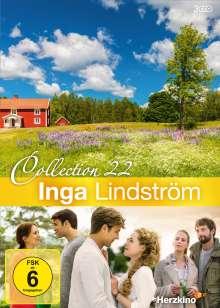 Inga Lindström Collection 22, 3 DVDs