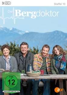 Der Bergdoktor Staffel 10 (2017), 3 DVDs