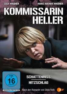 Kommissarin Heller: Schattenriss / Hitzschlag, DVD