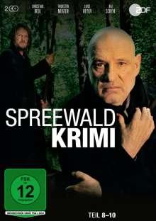 Spreewaldkrimi 8-10, 2 DVDs