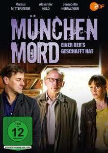 München Mord: Einer der's geschafft hat, DVD