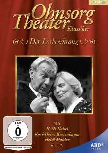 Ohnsorg Theater: Der Lorbeerkranz, DVD