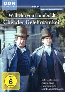 Wilhelm von Humboldt - Chef der Gelehrsamkeit, DVD