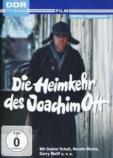 Die Heimkehr des Joachim Ott, DVD