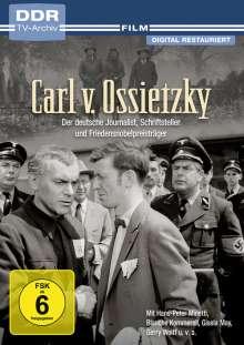 Carl v. Ossietzky, DVD