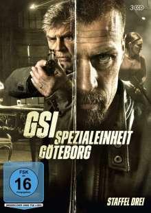 GSI - Spezialeinheit Göteborg Staffel 3, 3 DVDs