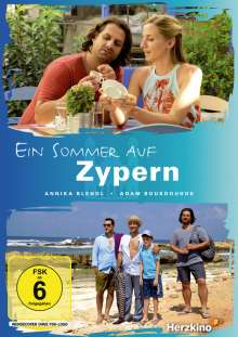 Ein Sommer auf Zypern, DVD