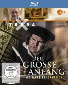 Terra X: Der große Anfang - 500 Jahre Reformation (Blu-ray), Blu-ray Disc