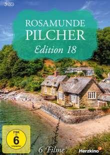 Rosamunde Pilcher Edition 18 (6 Filme auf 3 DVDs), 3 DVDs