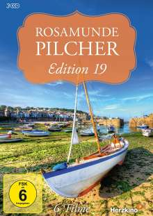 Rosamunde Pilcher Edition 19 (6 Filme auf 3 DVDs), 3 DVDs