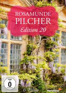 Rosamunde Pilcher Edition 20 (6 Filme auf 3 DVDs), 3 DVDs