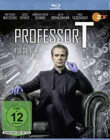 Professor T. Folge 1-4 (Blu-ray), Blu-ray Disc