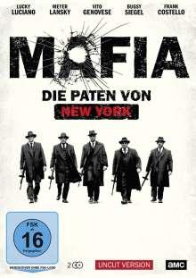 Mafia - Die Paten von New York, 2 DVDs