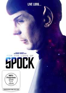 For the Love of Spock (OmU), DVD