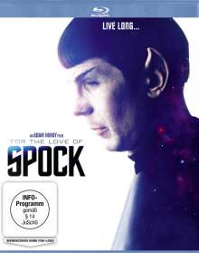 For the Love of Spock (OmU) (Blu-ray), Blu-ray Disc