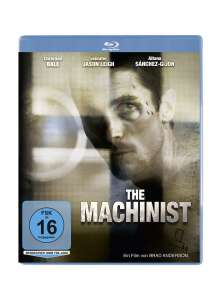The Machinist (Blu-ray), Blu-ray Disc