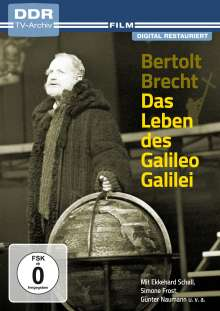 Das Leben des Galileo Galilei, DVD