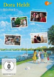 Dora Heldt Edition 2, 2 DVDs