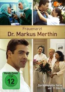 Frauenarzt Dr. Markus Merthin (Komplette Serie), 11 DVDs
