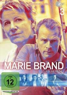 Marie Brand Vol. 3, 3 DVDs