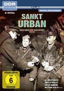 Sankt Urban, 2 DVDs