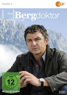 Der Bergdoktor Staffel 4 (2011), 3 DVDs