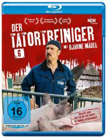 Der Tatortreiniger 6 (Blu-ray), Blu-ray Disc